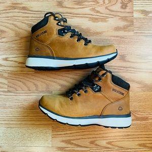 Wolverine Bodi WP Brown Boots- Men's 9